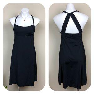 Donna Karan NY Stretchy Black Dress